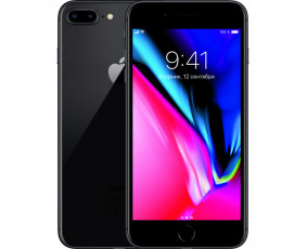 Смартфон Apple iPhone 8 Plus 128GB серый космос